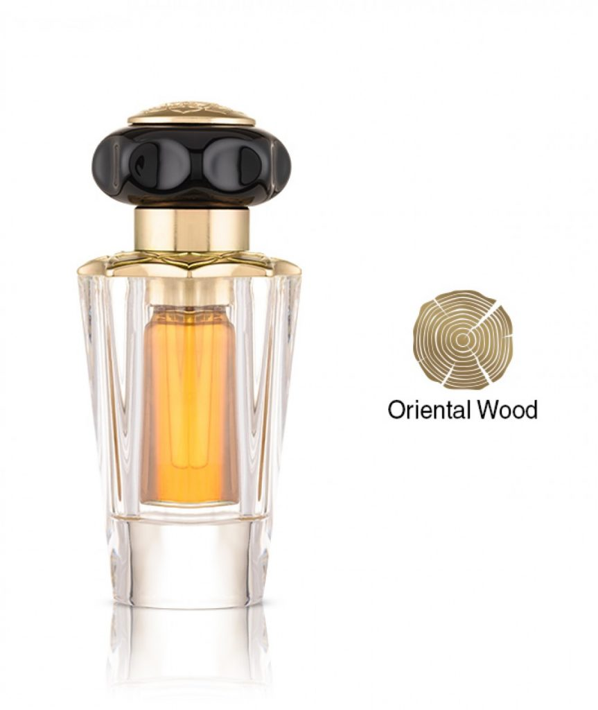 Oud Bouquet Oil