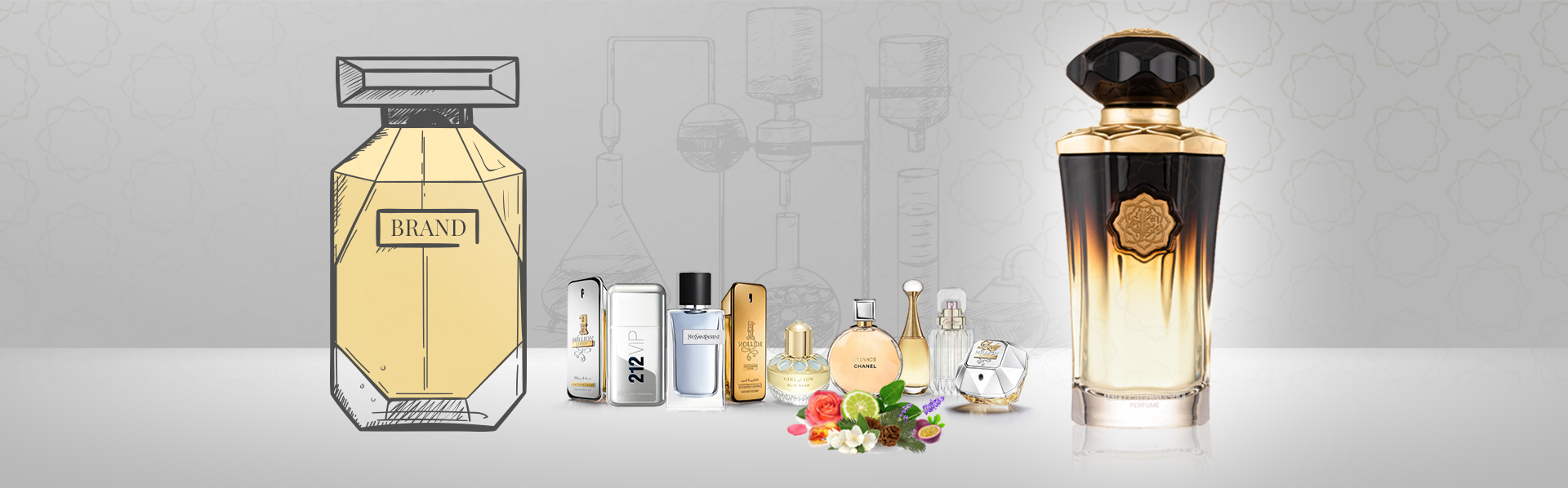 Why Copies of Branded Perfumes?